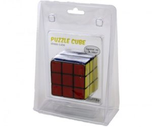 Anti-stress rubiks kube