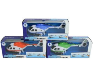 Opptrekkbar helikopter